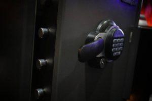 Victor Valley high security lock installation